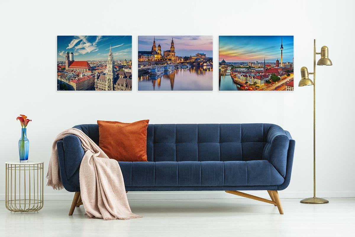 Ausdrucksstarke Design-Bilder von myloview.de.