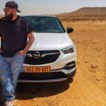 Moses Pelham: Im Grandland X durch die Wüste