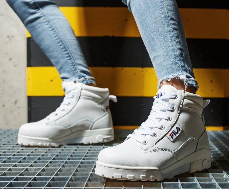 Fila-Schuhe gibt es für Ladies bei Sizeer