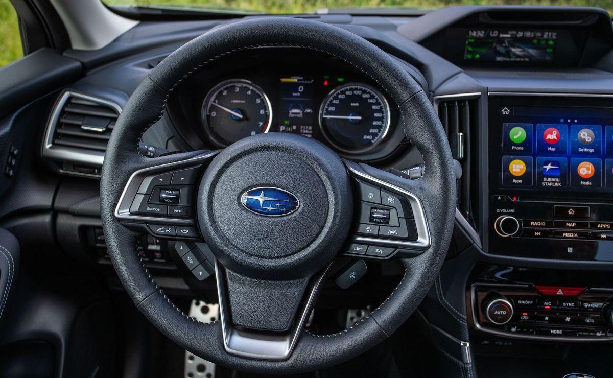 Subaru Forester E-Boxer (2020)