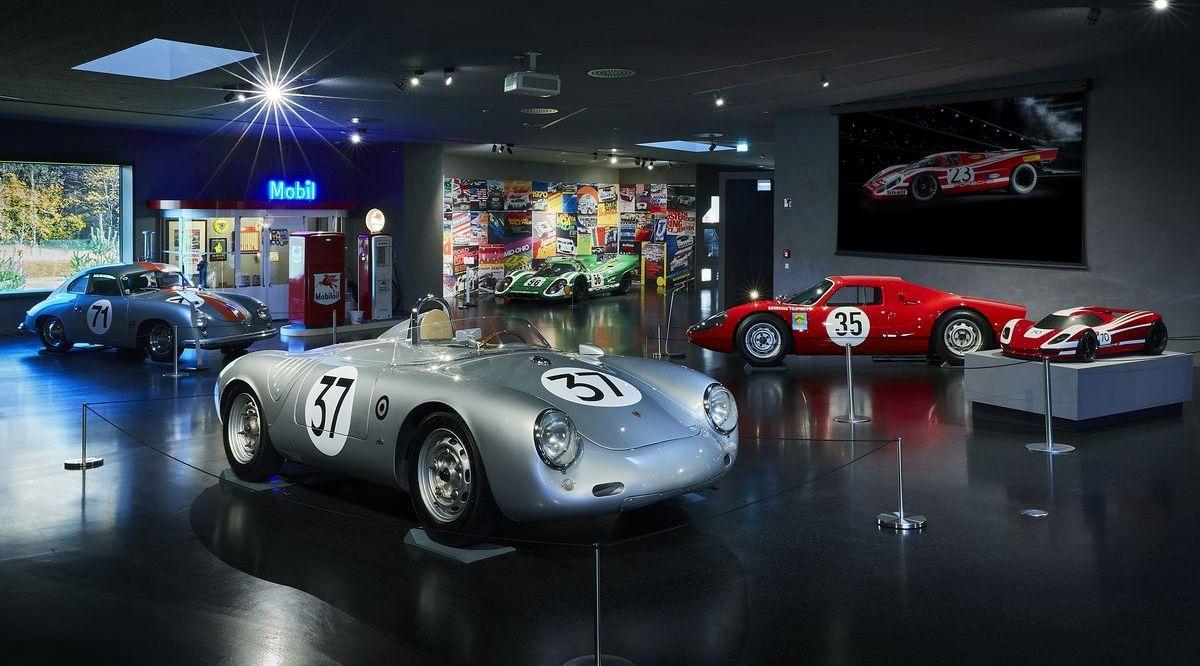 Sonderausstellung Le Mans (© Foto: Iconturn)