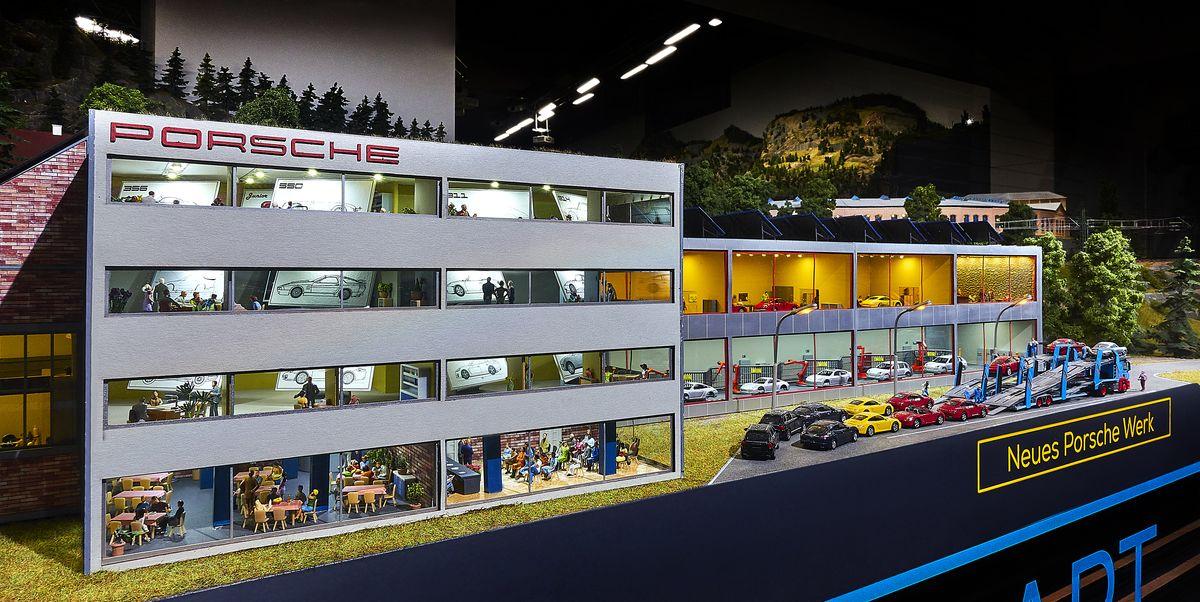Porsche-Werk (© Foto: Iconturn)