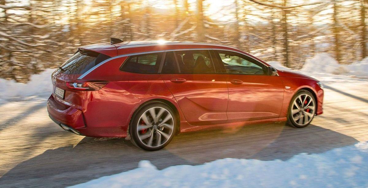 Opel Insignia GSi (2020)