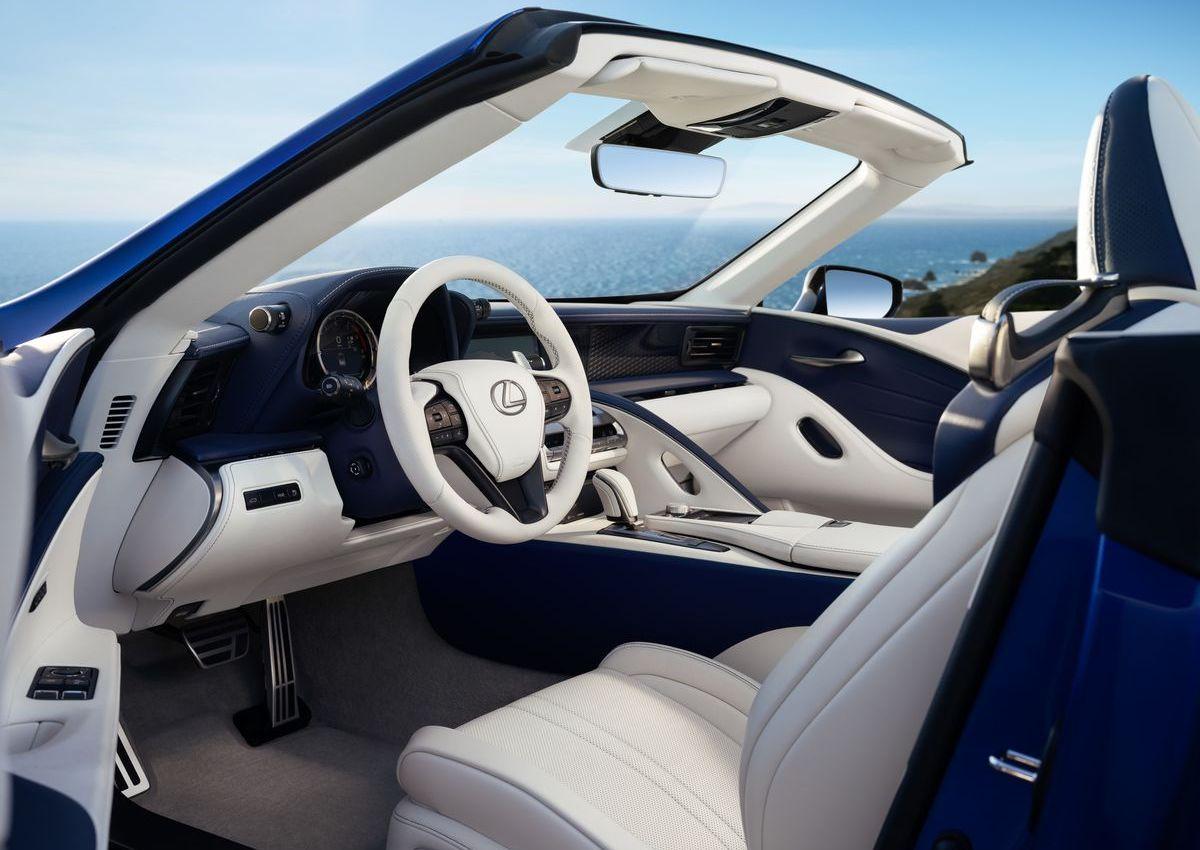Lexus LC 500 Cabriolet (2020)