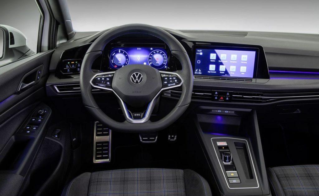 VW Golf GTE