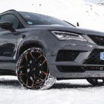 Im Schnee mit Cupra: Winterdrive in Davos