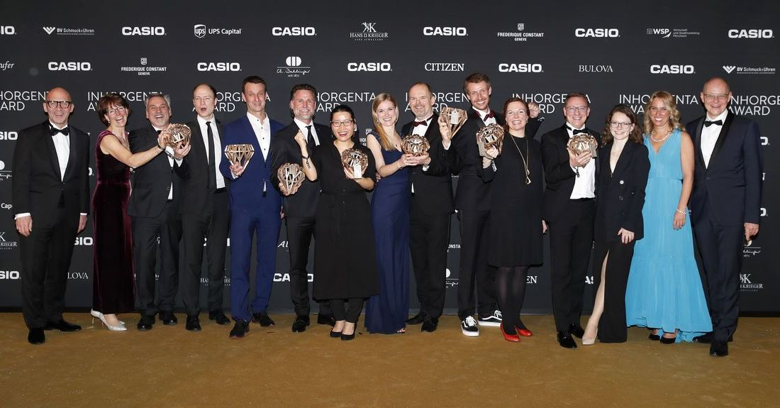 Die Sieger des Inhorgenta Award 2020 in München