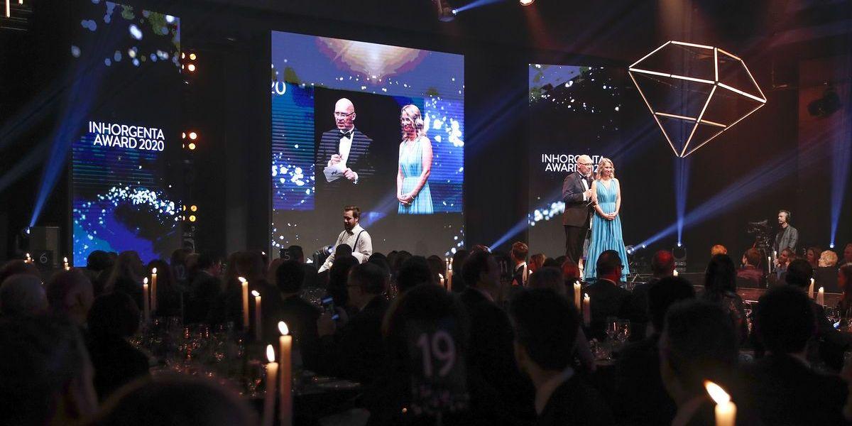 Der Inhorgenta Award 2020 in München