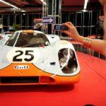 Der legendäre Porsche 917 Le Mans im Traumwerk von Hans-Peter Porsche