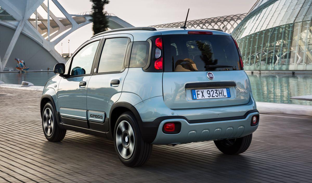 Fiat Panda Hybrid (2020)