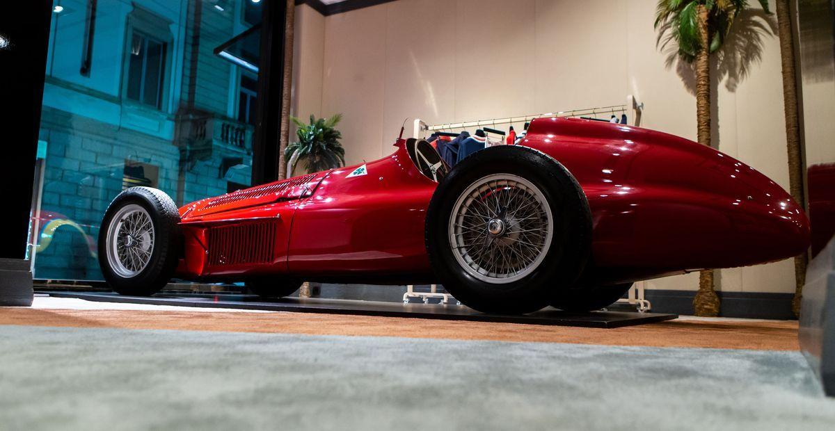 Alfa Romeo feiert auf der Mille Miglia den 110. Geburtstag.