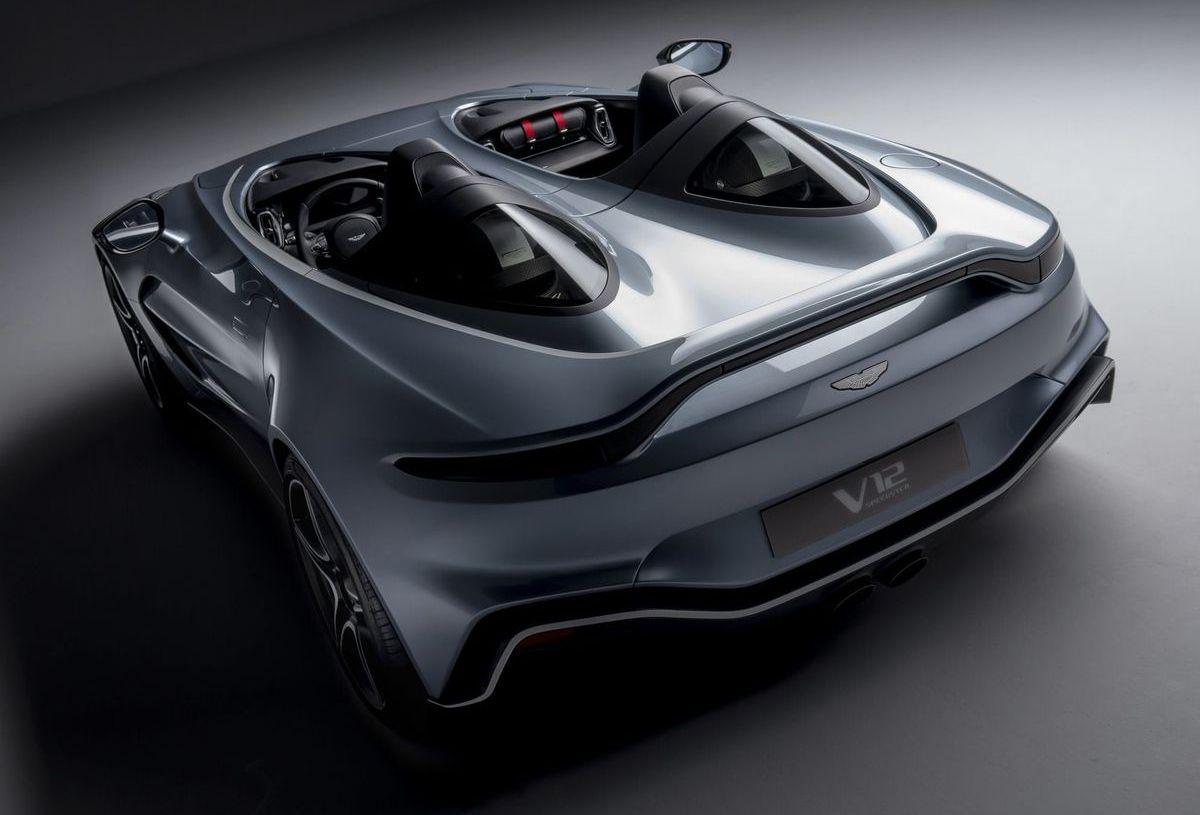 Aston Martin V12 Speedster (2021)