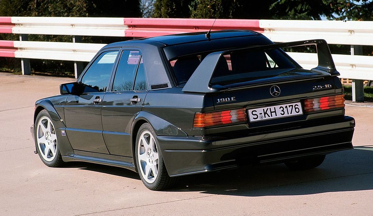 Mercedes-Benz 190 E 2.5-16 Evolution II (1990)