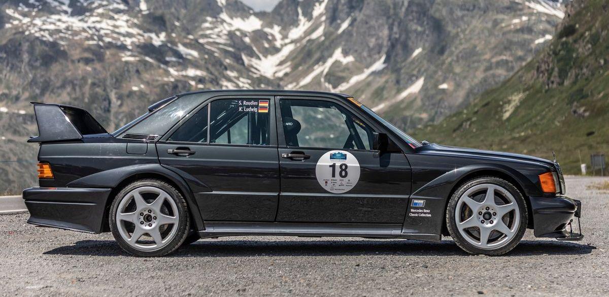 Mercedes-Benz 190 E 2.5-16 Evolution II aus der Sammlung von Mercedes-Benz Classic