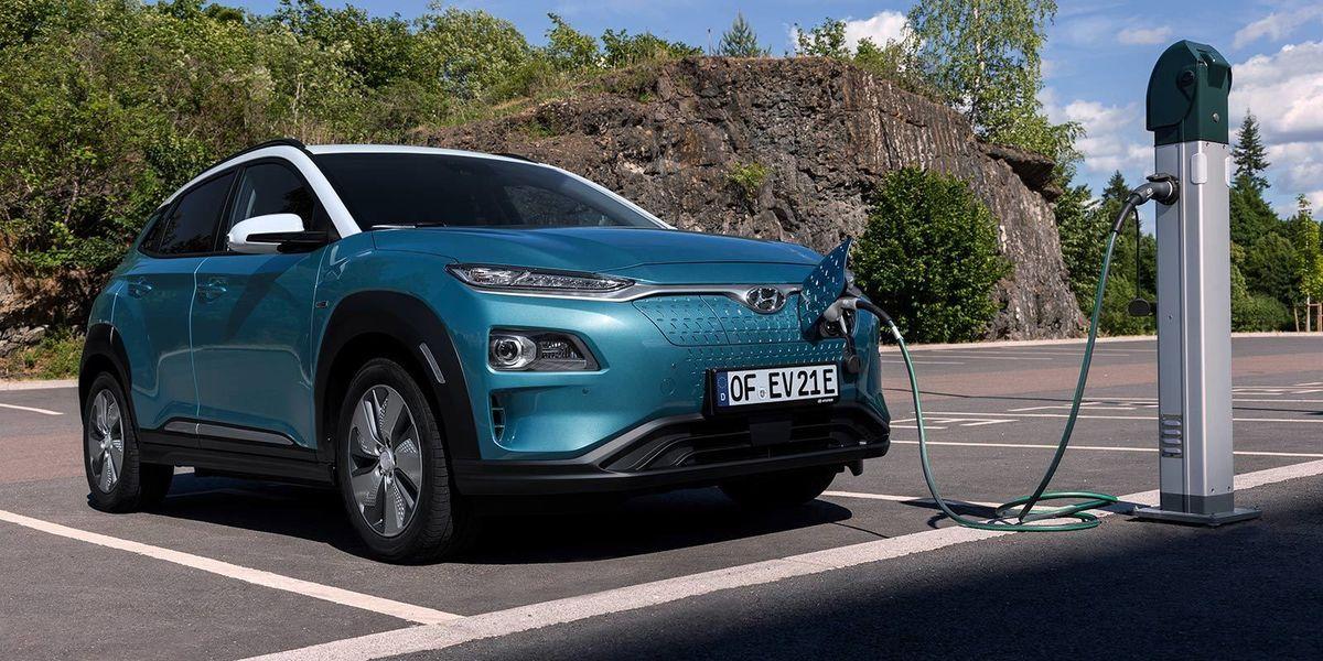 Hyundai Kona: Erhöhte Reichweite