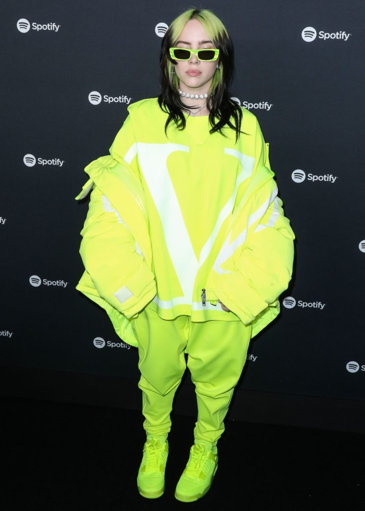 Billie Eilish (ddp images)