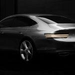 Erste Bilder: Oberklasse-Limousine Genesis G80