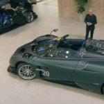 Horacio Pagani stellt neue Hypercars im Video vor