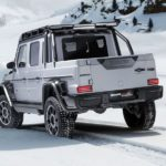 Die First Edition des Brabus 800 Adventure XLP