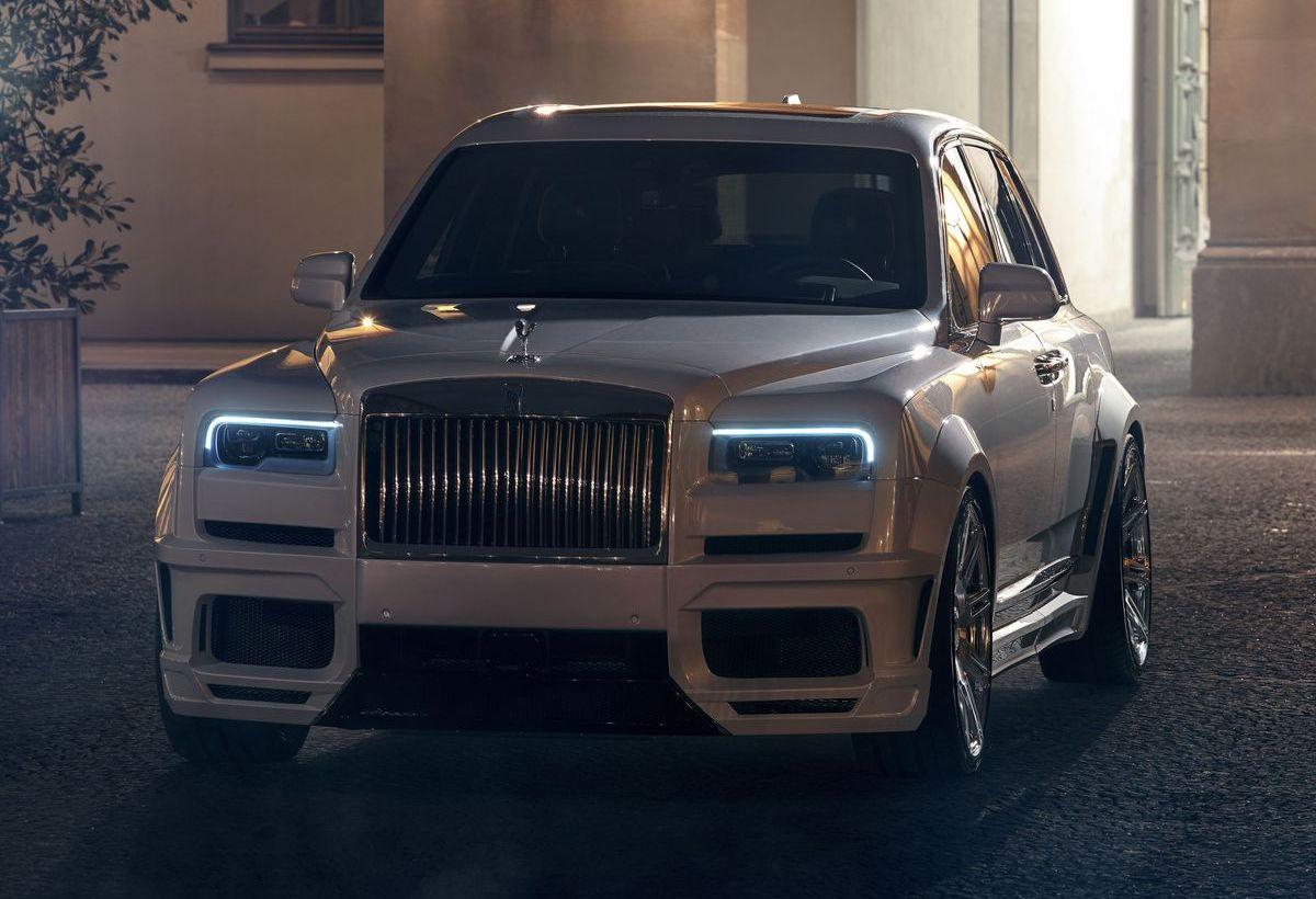 Rolls-Royce Cullinan, Spofec Overdose Breitversion (2020)
