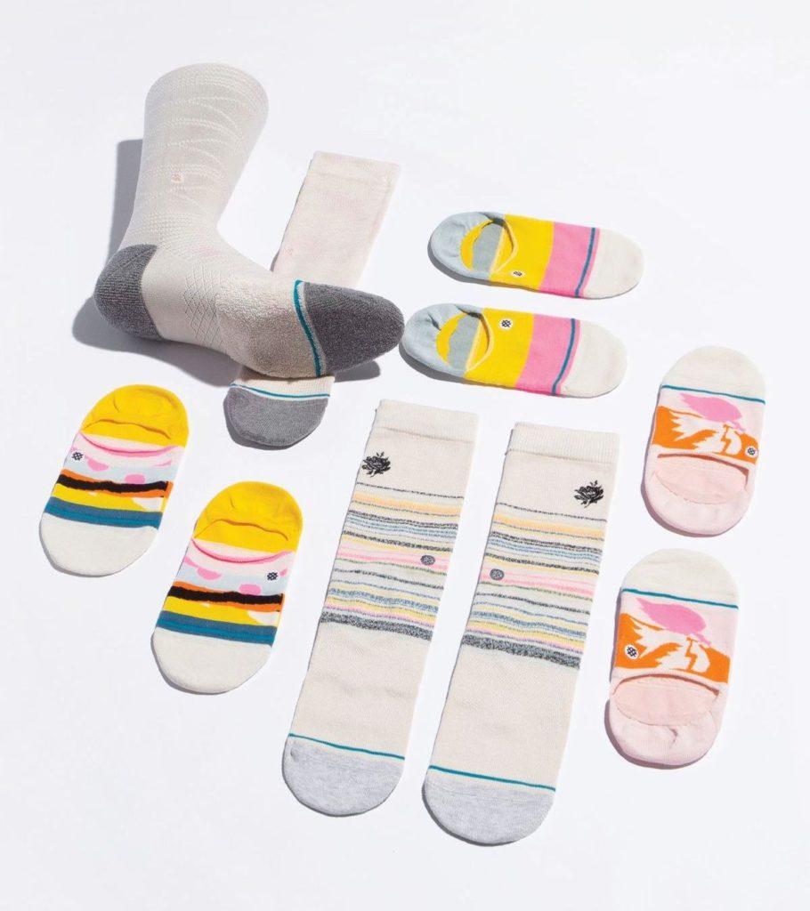 Stance Socken, Infiknit-Technologie