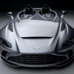 Aston Martin V12 Speedster: Vom Kampfjet inspiriert