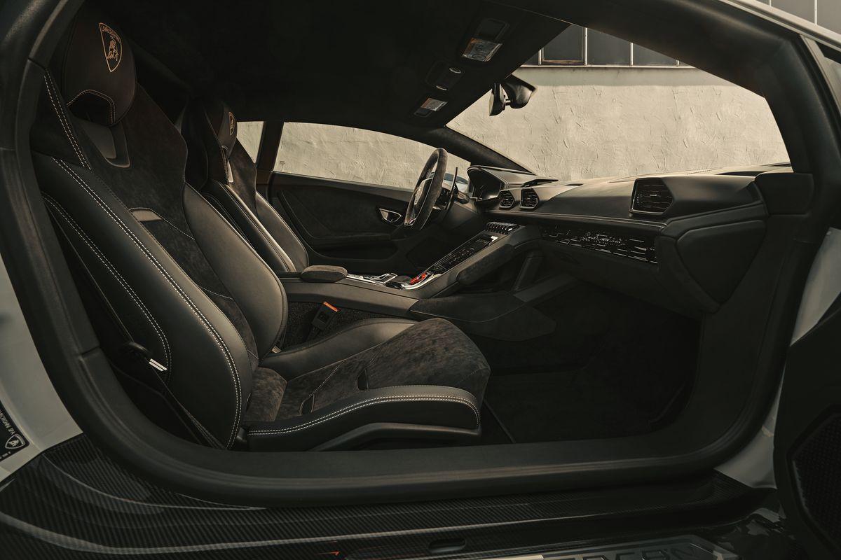 Lamborghini Huracán Evo by Novitec
