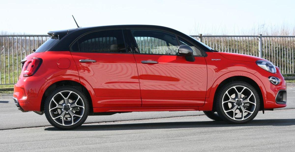 Fiat 500X Sport (2020)