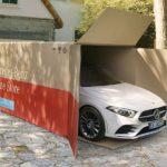 Lieferservice von Mercedes-Benz