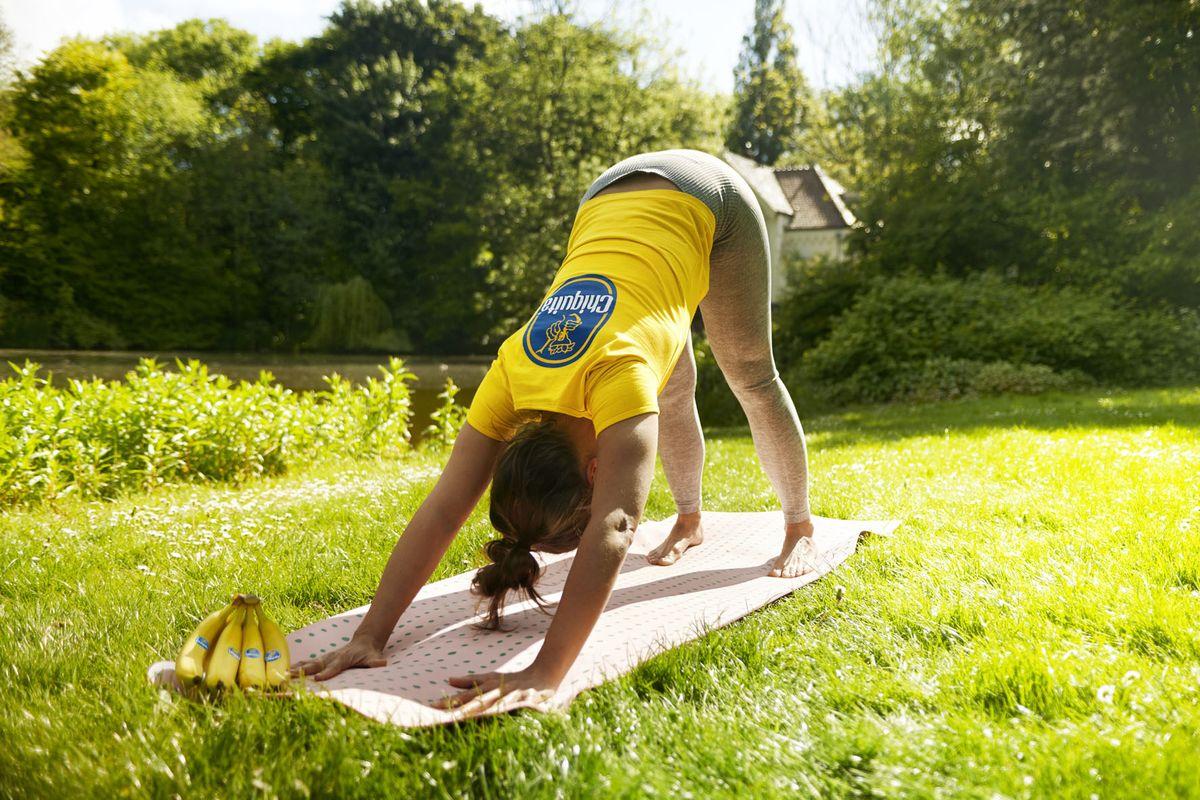 Yoga mit Miss Chiquita
