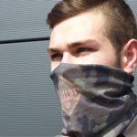 Atemschutzmasken im trendigen Design