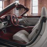 Edles Leder für den Porsche 911