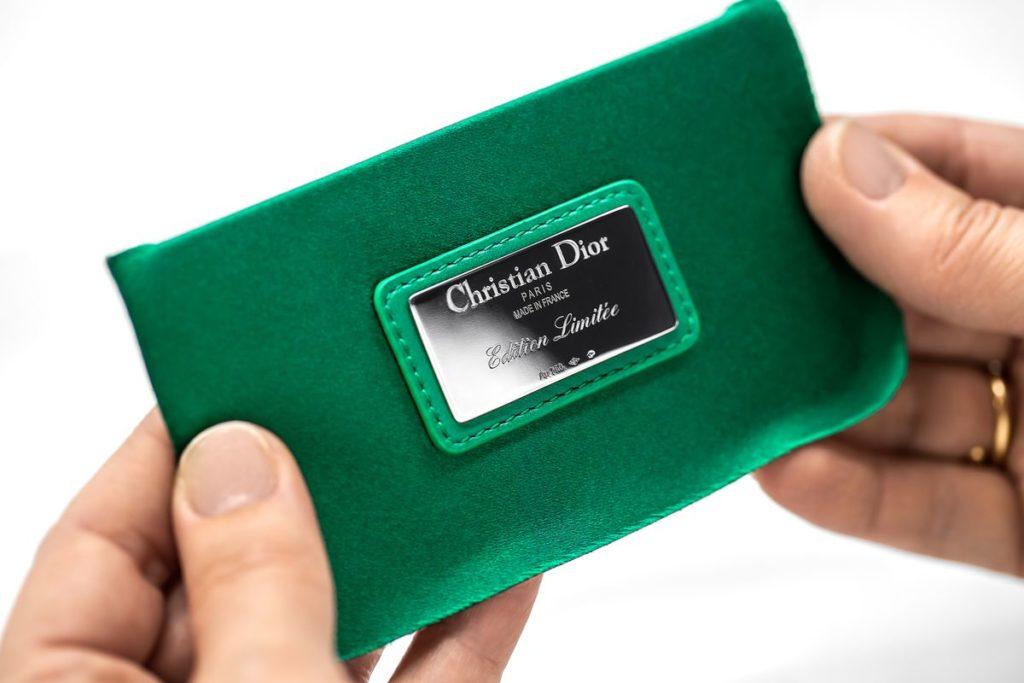 Gem Bag Clutch: Satin-Edelsteintasche von Dior