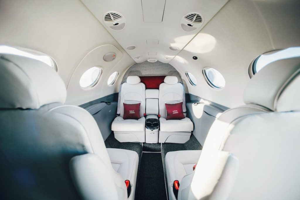 GlobeAir: Cessna Citation Mustang
