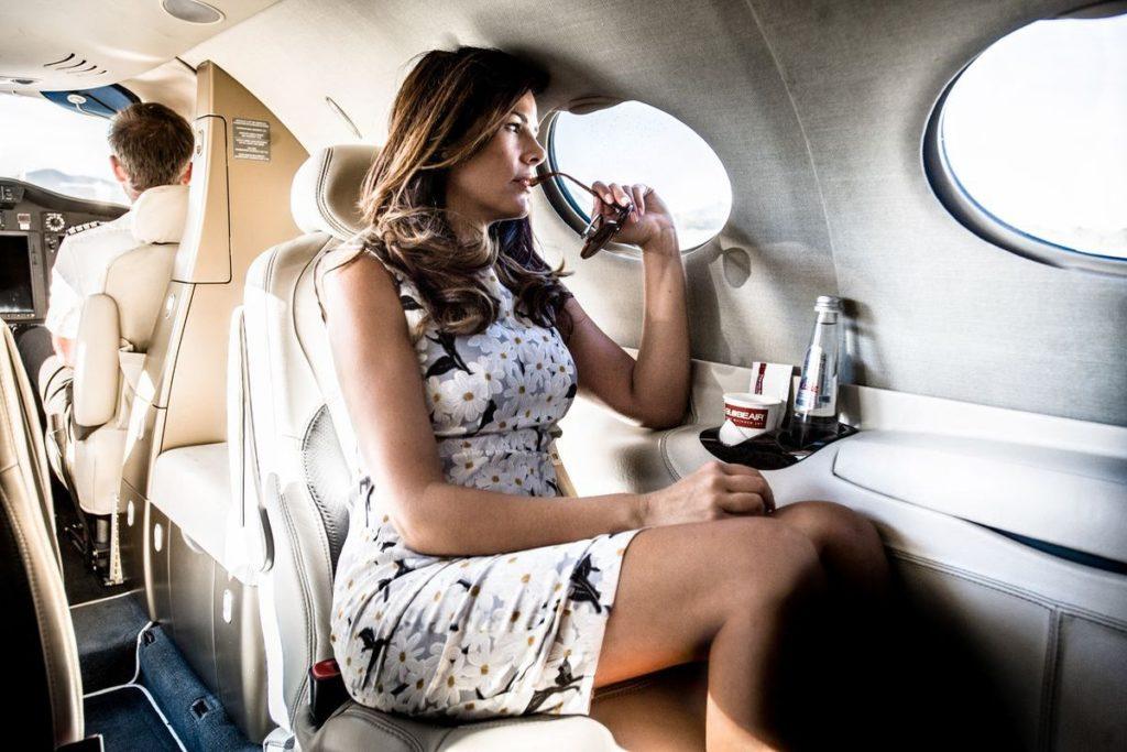 Entpanntes und exklusives Fliegen mit GlobeAir.