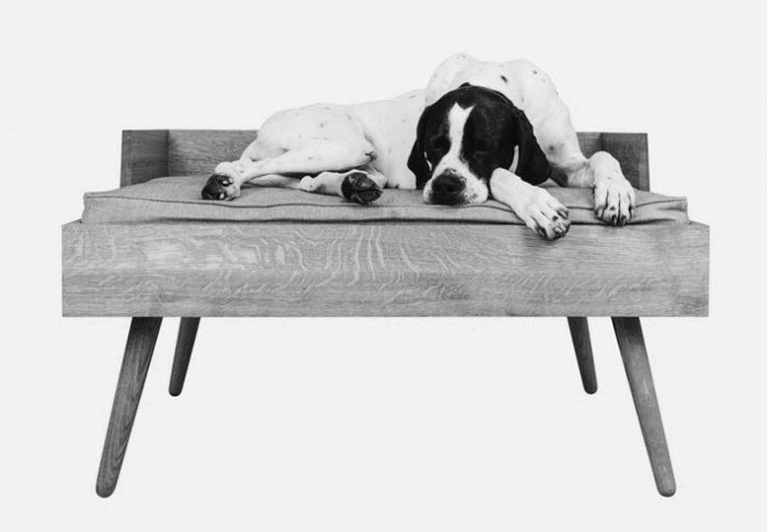 Hundebett Fiete von Käptn Woof