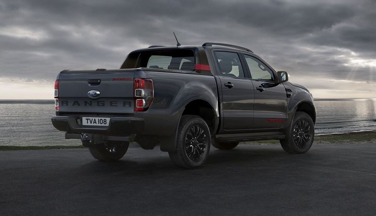 Ford Ranger Thunder (2020)
