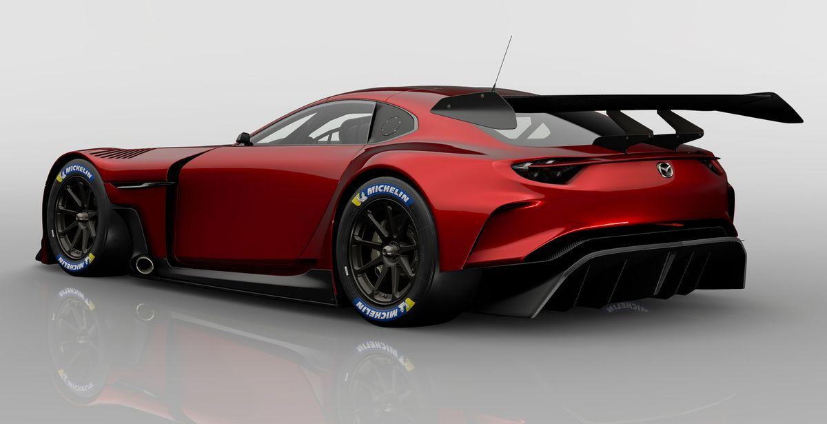 Gran Turismo: Mazda RX-Vision GT3 Concept zum Download