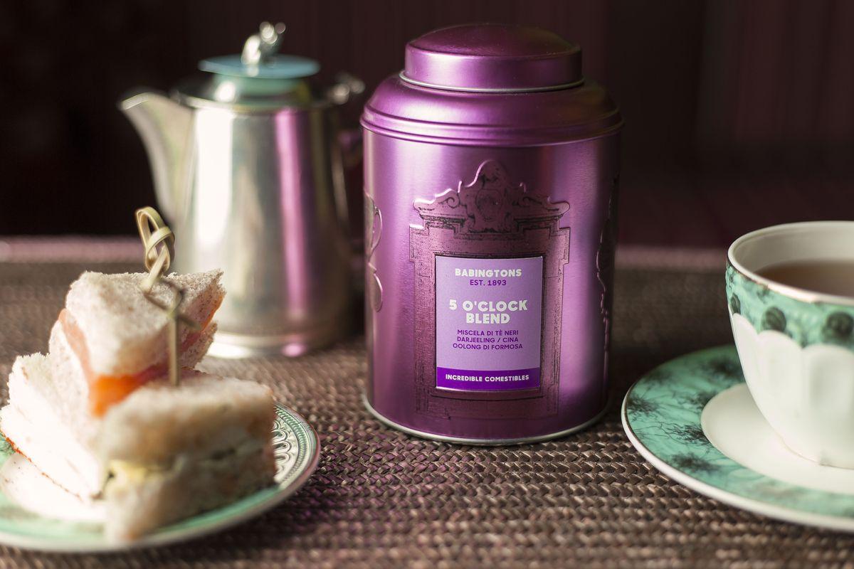 Tee von Babingtons