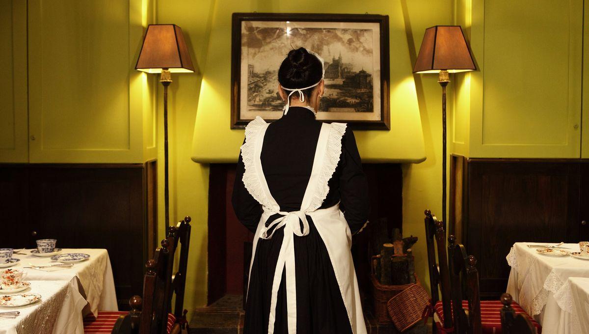 Babingtons Tea Rooms zogen schon immer Künstler, Aristokraten und Jetsetter an.