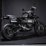 Das Motorrad zum Bond-Film