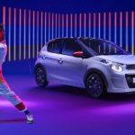 JCC+: Fashion-Sondermodell des Citroën C1