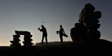 Golf-Erlebnisse mit Yin und Yang