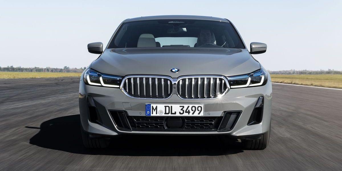 BMW 6er Gran Turismo (2020)