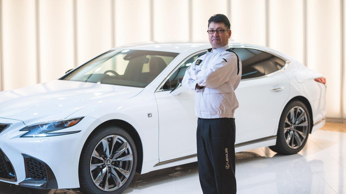 Takumi-Meister: Doku von Lexus