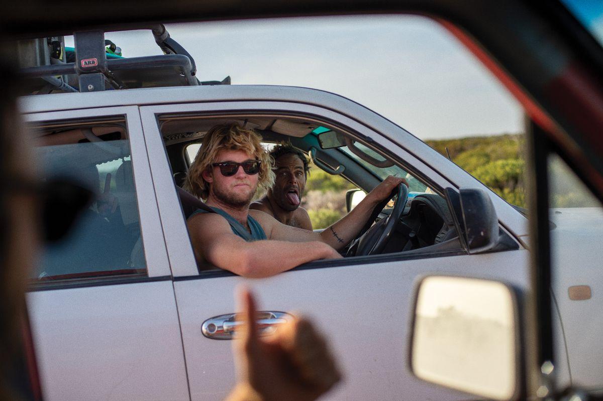 Pentacoastal: Surf-Film von Vans