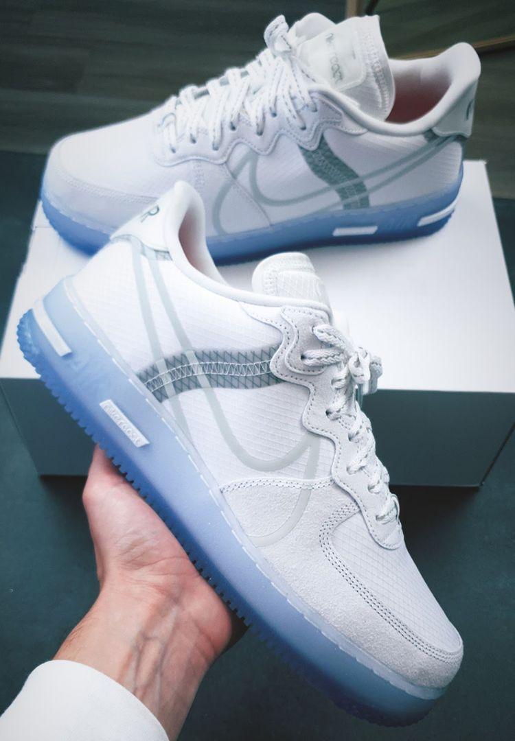 Nike Air 1 React QS White Ice