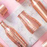 Neues Luxus-Accessoire: Wasserflaschen aus Kupfer