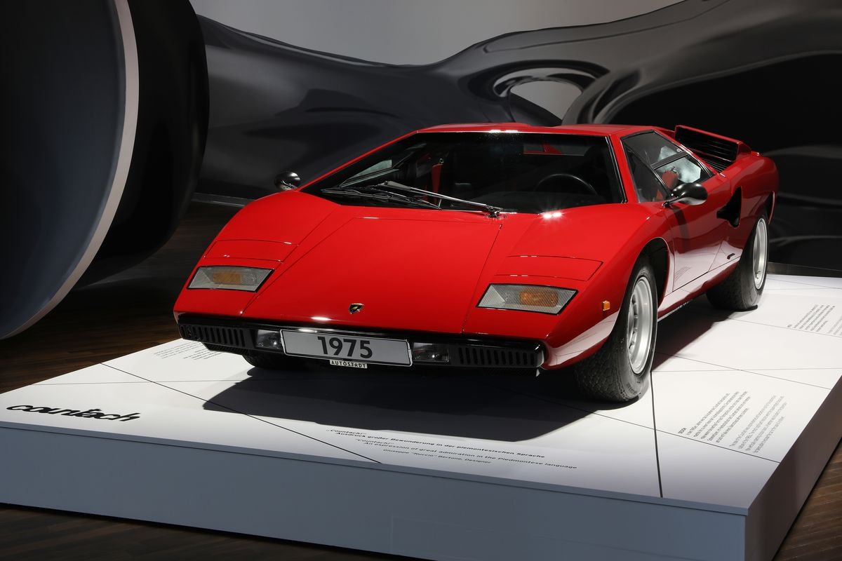 Lamborghini Countach (1975)