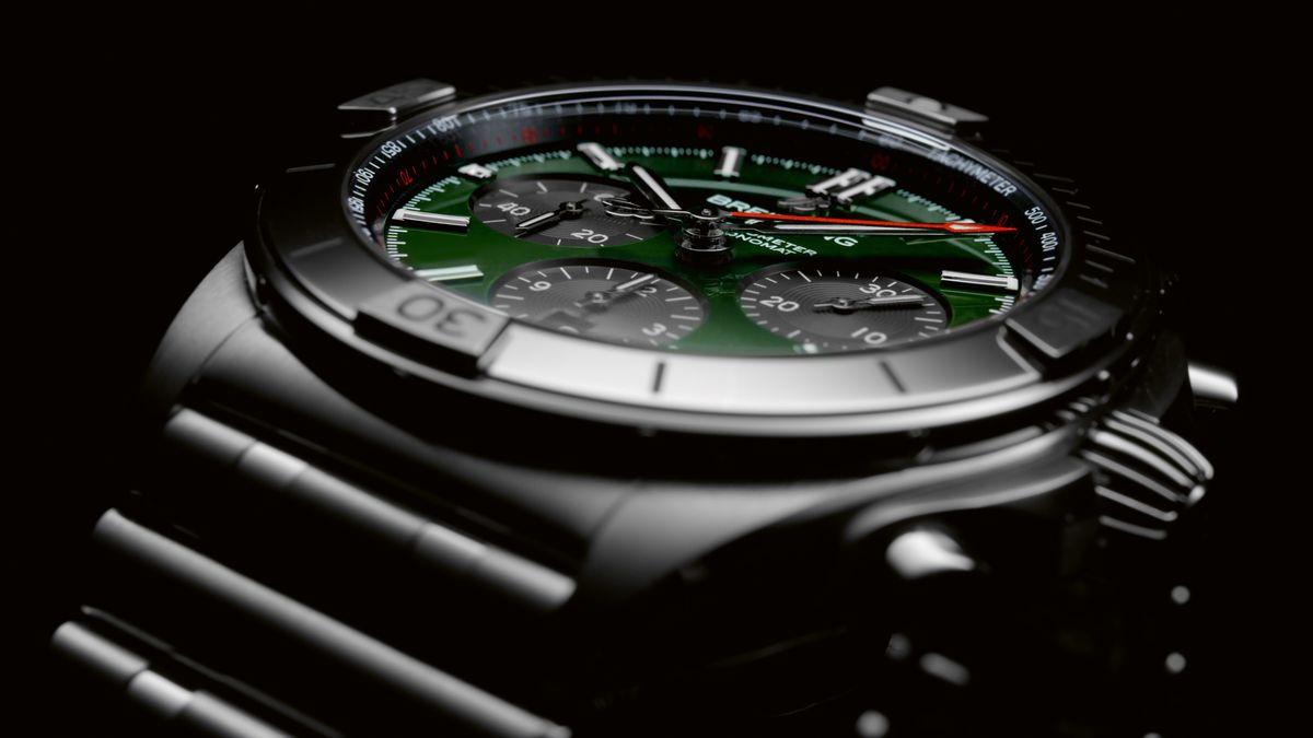 Breitling Chronomat, Bentley Edition (2020)